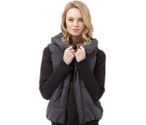 Bench Womens Trap Gilet Black