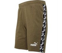 Amplified Shorts Oliven