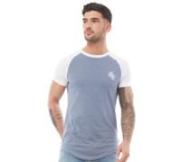 Shoulder Body Cut Script T-Shirt Hell
