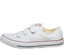 CT All Star Ox Velcro Sneakers Weiß