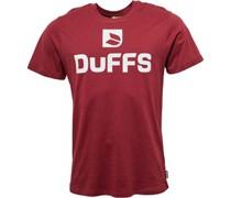 T-Shirt Burgunder