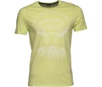 Herren Wrath T-Shirt Grün