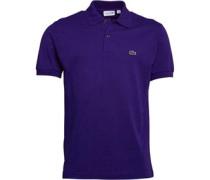 Lacoste Herren L1212 Original Polohemd Blau