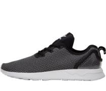 Herren ZX Flux ADV Asymmetrical Sneakers White/Core Black/Core Black