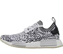 NMD_R1 Primeknit Sneakers Weiß
