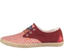 Herren Skipper Schuhe Rot