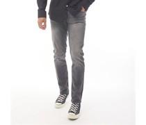 New Svelte Jeans in Slim Passform Verwaschenes
