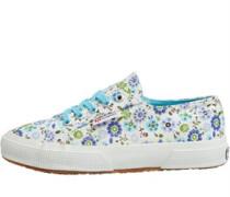 Mädchen 2750-COTFLOWERSJ Freizeit Schuhe Blau