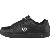 Mens Prince Tennis Trainers Black