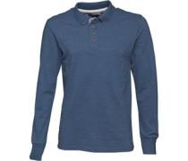 Herren Lincoln Rugby Hemd Blau
