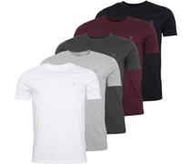Saxe T-Shirt Schwarz