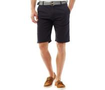 Baumwolle Shorts Navy
