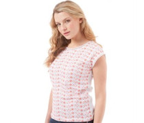 Damen Top White
