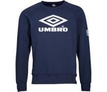 Umbro Herren Pro Classic Sweatshirt Blau