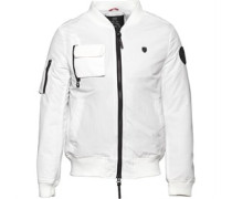 883 Police Mens Moscot Jacket White