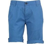Chino Shorts Kornblumen