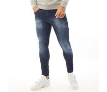 Deegan 549 Skinny Jeans Dunkel Denim