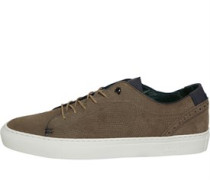 King Wildleder Sneakers Grau/