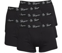 5 Packung Boxershorts in lose Passform