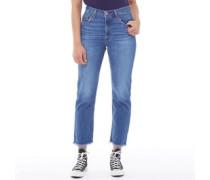 501® Crop Jeans mit zulaufendem Bein Mittel