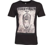 Herren Viktor T-Shirt Schwarz