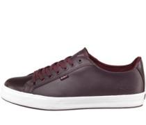 Herren Tovni Sneakers Burgunderrot