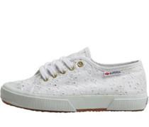 2750 SANGALLOSATINJ Freizeit Schuhe Weiß