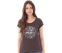 Board Angels Damen T-Shirt Grau