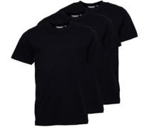 Basic Drei Pack T-Shirt