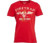 Herren Highway True T-Shirt Rot