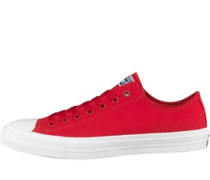 CT All Star II Ox Sneakers Rot