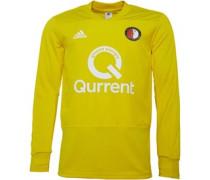 FYR Feyenoord Sweatshirt Gelb
