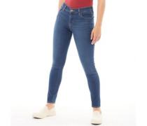 710 Super Skinny Jeans Dunkel