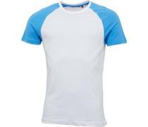 Herren Baptist T-Shirt Weiß