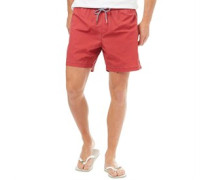 Herren Tique 2 Badeshorts True Red