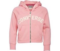 Converse Mädchen Core Daybreak Kapuzentop Rosa