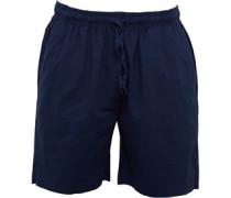 Herren Chino Shorts Blau