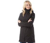Damen Aden Insulated Performance Jacke Schwarz