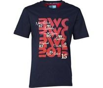 Canterbury Herren Winners T-Shirt Blau