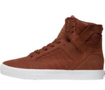 Herren Sktyop Sneakers Braun