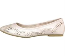 Lotus Damen Penelope Ballet Off Schuhe Ecru