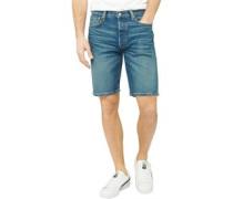 501 Hemmed Denim Shorts Verblasstes Denim