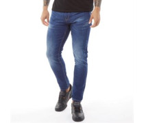 Moriarty Jeans in Slim Passform Mittel