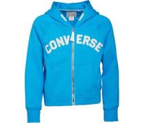 Converse Mädchen Core Spraypaint Kapuzentop Blau