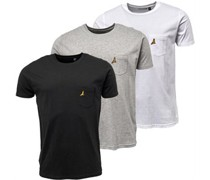 Tron T-Shirt Schwarz