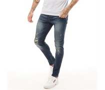 Native 283 Jeans in Slim Passform Dunkel