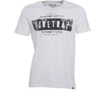 Herren Connor Optic T-Shirt Weiß