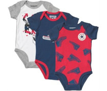 Infant Chuck 3 Pack Assorted