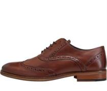 Brogue Schuhe Hell