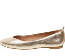 Lynley Metallic Schuhe Gold